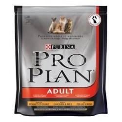 Purina Pro Plan Cat Adult - kuřecí maso & rýže, 1,5 kg
