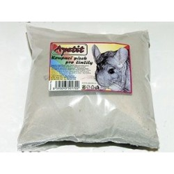 Koupací písek pro činčily (1kg)