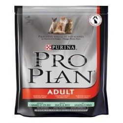 Purina Pro Plan Cat Adult Duck&Rice, 400 g