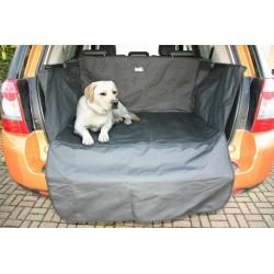 Ochranný autopotah do kufru auta GreenDog, 105 x 75(130) x 50 cm