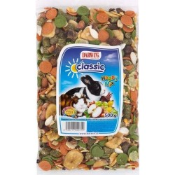 Krmivo DARWIN happy mix, morče, králík