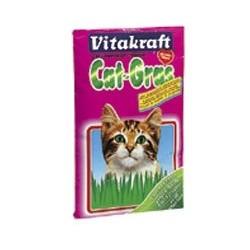 Tráva kočičí Vitakraft Cat Gras Refill