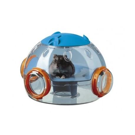 Domek LAB plastový pro male hlodavce