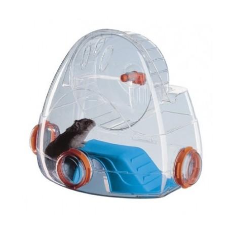 Domek GYM plastový pro male hlodavce