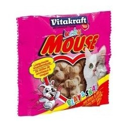 Myšky Vitakraft Cat Lucky mouse pamlsek