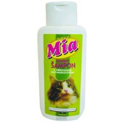 Šampon MIA bylinný s přírodními antiparazitiky pro kočky