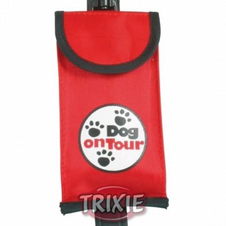 Nylon zásobník ON TOUR na sáčky na výkaly + sáčky 8 ks