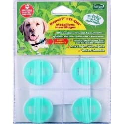 Antiparazitní medailon FIT-ON pro psy