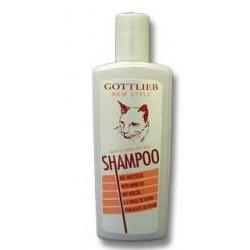 Šampon GOTTLIEB s norkovým olejem pro kočky