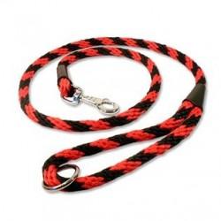 Vodítko do ruky provazové lano do, vzor spirála