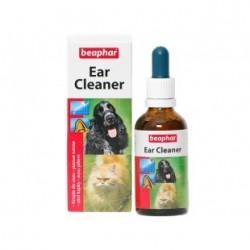 Roztok BEAPHAR na čištění uší pro psy a kočky