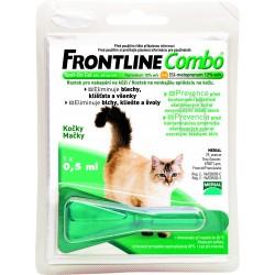 Spot On FRONTLINE Combo antiparazitní kapky pro kočky