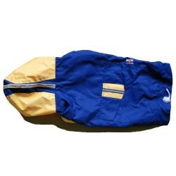 Obleček CaniAmici šusťáková pláštěnka s kapucou