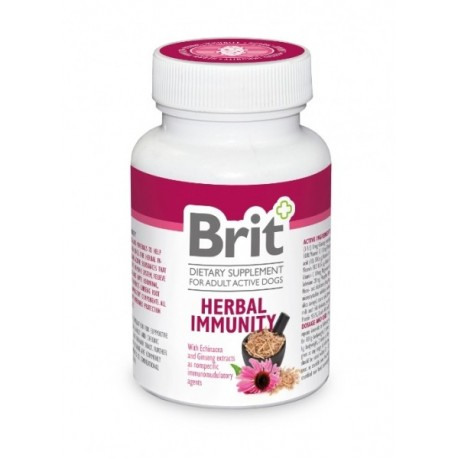 Brit Vitamins Herbal Immunity