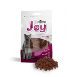 Calibra Joy kachna kostky pro kočky