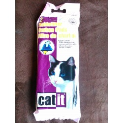 Pachový filtr k WC CATIT s krytem