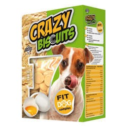 Piškoty Crazy Biscuits