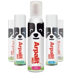 Šampon ARPALIT Neo s bambusem antiparazitní pro psy