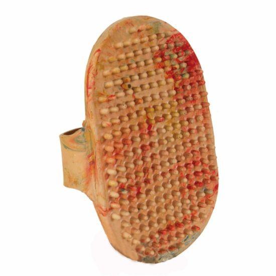 Kartáč gumový na ruku