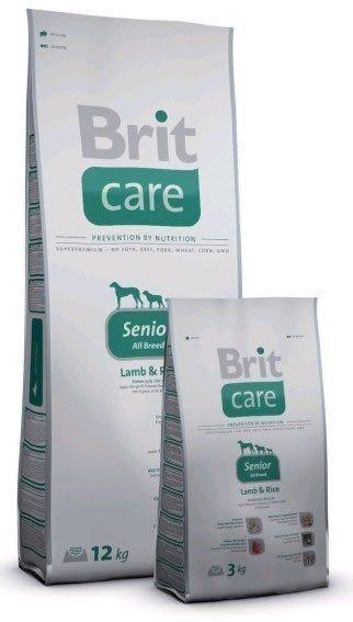 BRIT Care Senior, All Breed