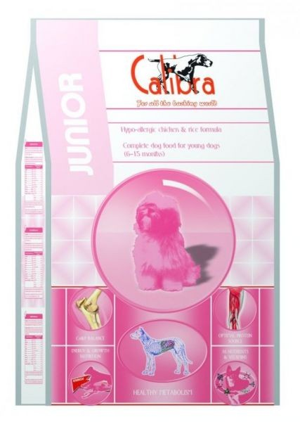 Calibra Junior medium breed