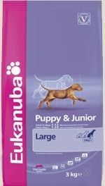 Eukanuba Puppy & Junior, Large breed