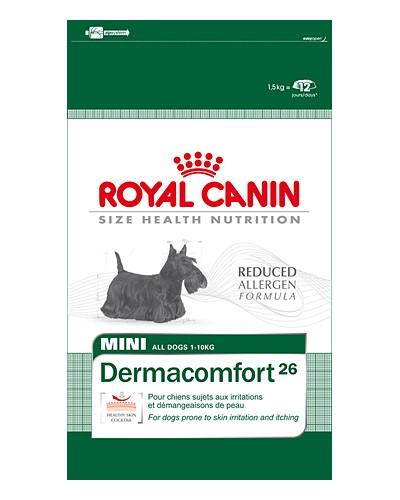 Royal Canin MINI Dermacomfort 26