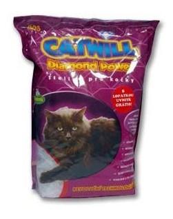 Catwill Diamond Power Podestýlka kočka pohlc. pachu
