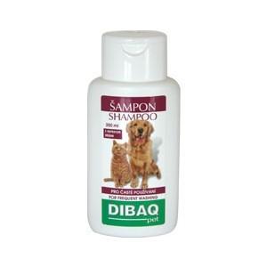 Dibaq Pet šampon s norkovým olejem pes