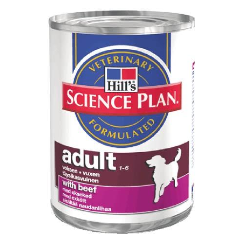 Hill's Canine konzerva Adult, hovězí