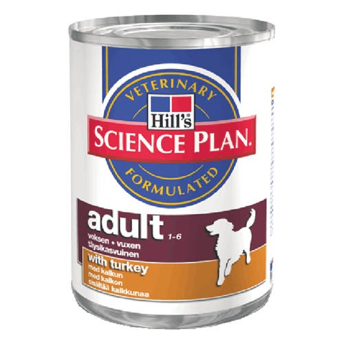 Hill's Canine konzerva Adult, krůta