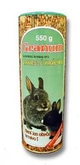 Krmivo Granum pro zakrslé králíky