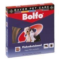 Antiparazitní obojek BOLFO pro malé psy a kočky, 35 cm