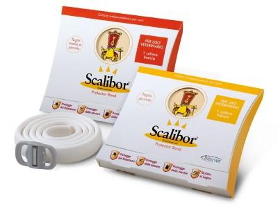 Antiparazitní obojek SCALIBOR Protectorband, 65 cm