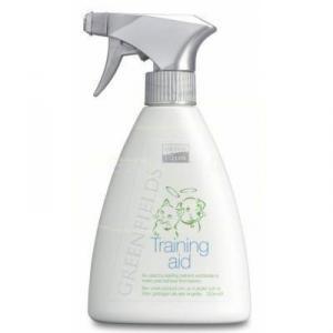 Spray GREENFIELDS Training Aid proti okusování pro psy a kočky