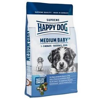 Happy Dog Supreme Medium Baby 28