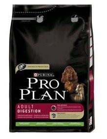 PRO PLAN Dog Adult Digestion, jehněčí a rýže