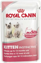 Royal Canin kapsička Kitten instinctive 12