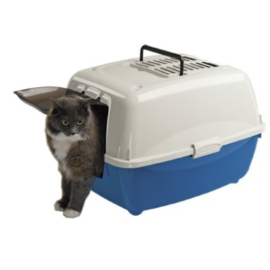WC pro kočku BELLA s krytem
