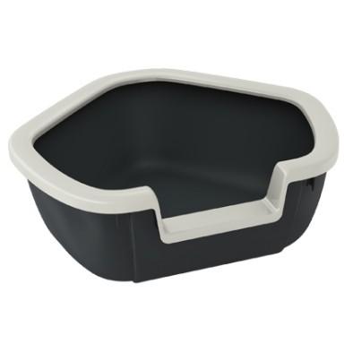 WC pro kočku DAMA rohové