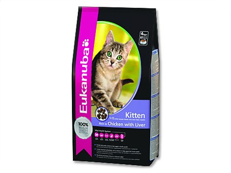 Eukanuba Cat Kitten