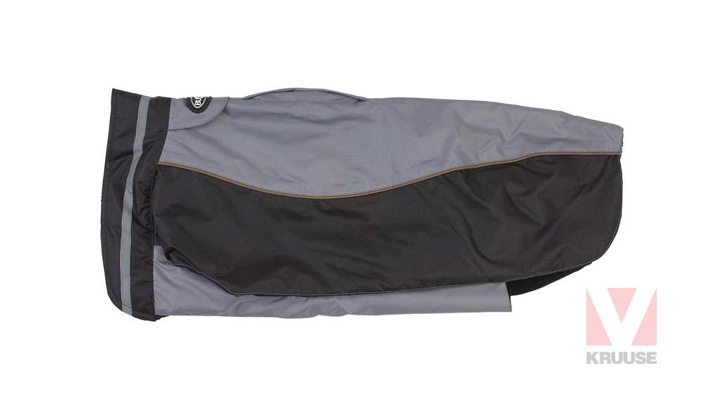 Obleček WINTER softshell, hnědo-šedá