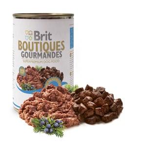 Brit Boutiques Gourmandes Duck Bits & Paté