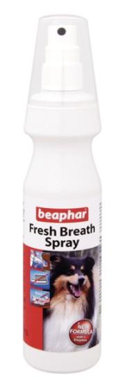 Dentální sprej BEAPHAR Fresh breath pro psy