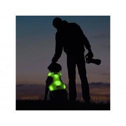 Postroj LED svítící a blikací