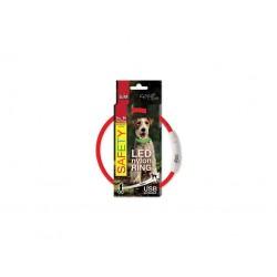 Obojek USB DOG FANTASY svítící a blikací