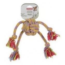 Přetahovadlo hračka pro psy provaz chobotnice