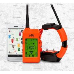 Obojek DOG TRACE a GPS a výcvikovým systémem DOG GPS X30T