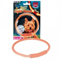 Light Band blikací obojek 25cm