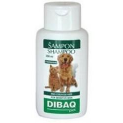 Šampon DIBAG Pet citlivá srst pro psy a kočky